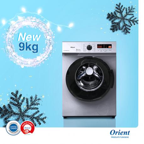 Nouveauté d'ORIENT avec la machine à laver automatique 9KG
